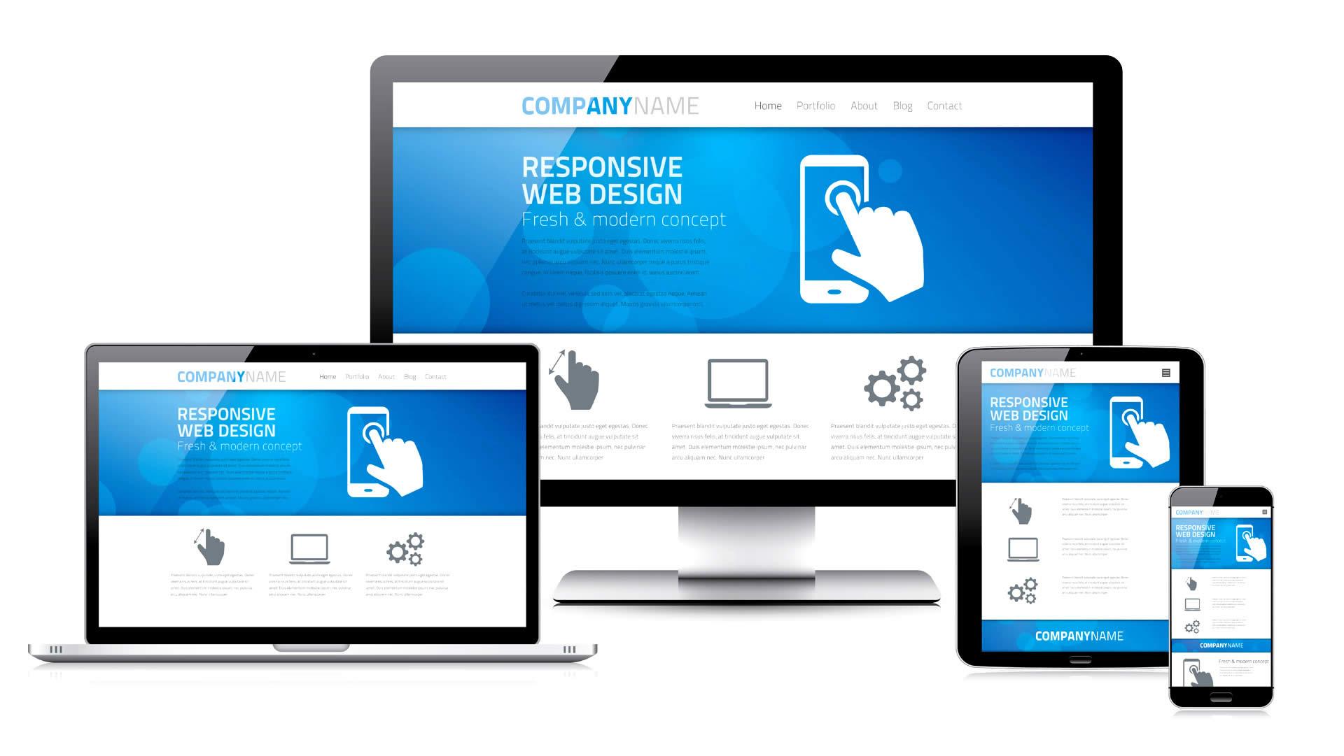Calys responsive design Geneve
